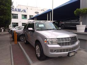 Lincoln Navigator 5p Vagoneta 4x4 Aut Ultimate Q/c Lujo