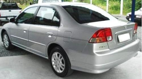 Imagem 1 de 1 de Sucata Peças. Honda Civic 1.7 Lx 4p (foto Ilustrativa)