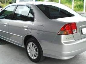 Honda Civic 1.7 Sucata Peças - Cambio, Motor, Semi Eixo