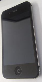 Lote 5 Unidades iPhone 4s 8g Desbloq Semi-novo