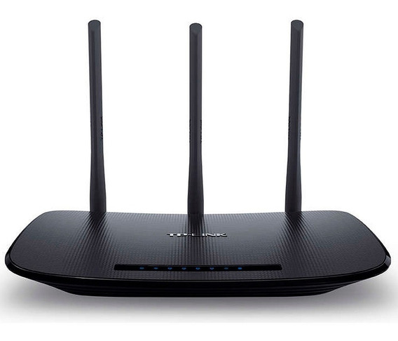 Router Tp-link Tl-wr940n Wireless N 450mbps