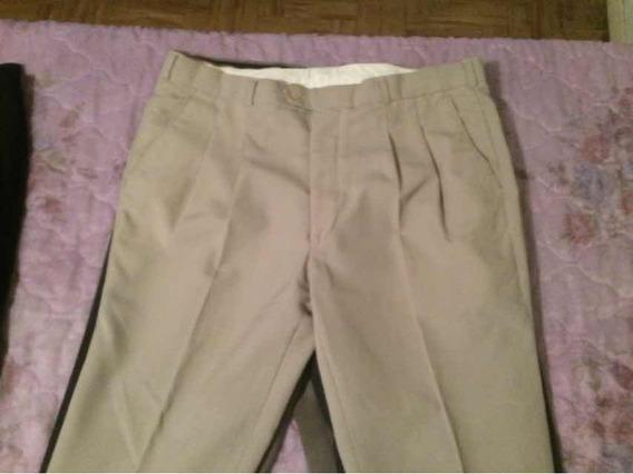 Pantalón De Vestir Clarito Hombre