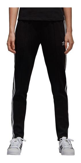 Pantalón adidas Originals Sst Negro Mujer
