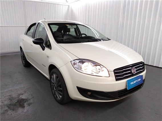 Fiat Linea 1.8 Blackmotion 16v Flex 4p Manual
