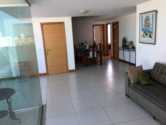 Cobertura Linear Com 270 M2 E 03 Vagas Em Jardim Camburi!!! - 2000442