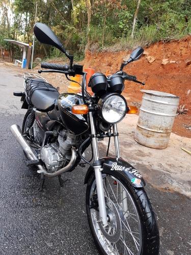 Imagem 1 de 11 de Cg Honda 125 2008 Cg Fan 125