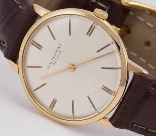 Relógio Em Ouro 18k Patek Phillipe Original