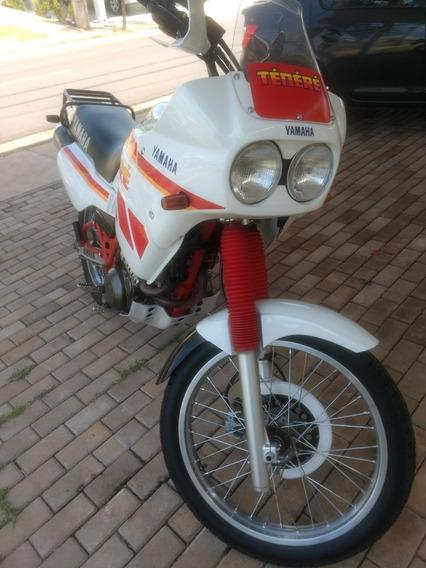 Moto Yamaha Xt 600 Z Ténéré - 1991