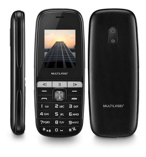 Celular Simples Barato Multilaser Up Play Mp3 Dual