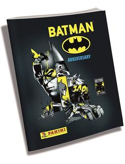 Oferta! Álbum Batman 80 Aniversario De Panini