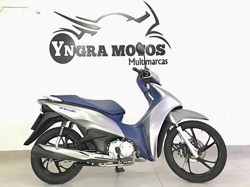 Honda Biz 125 Freio Cbs Flex 2020