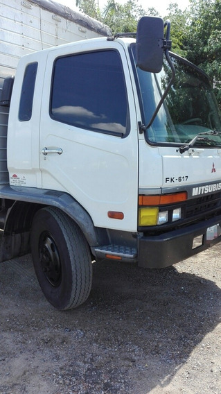 Camion Mitsubishi Modelo Fk617