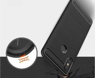Capa Capinha Case+película Vidro Xiaomi Redmi Note 5.