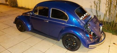 Volkswagen Fusca 1972 2.0 Ap Turbo Forjado E Legalizado