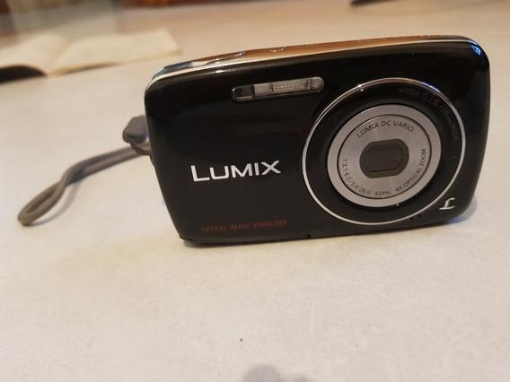 Câmera Lumix Sz3 Panasonic