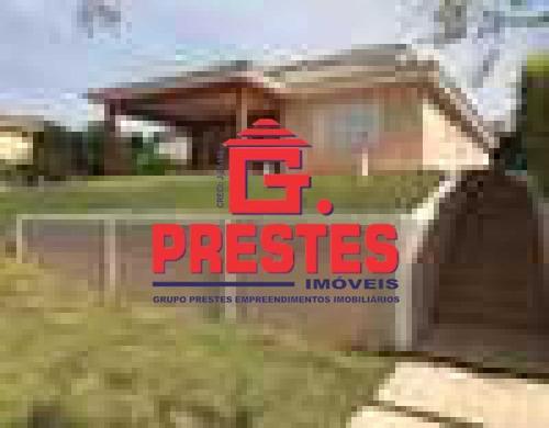 Casa Em Condomínio-à Venda-jardim Vale Do Lago Residencial-sorocaba - Stcn40002