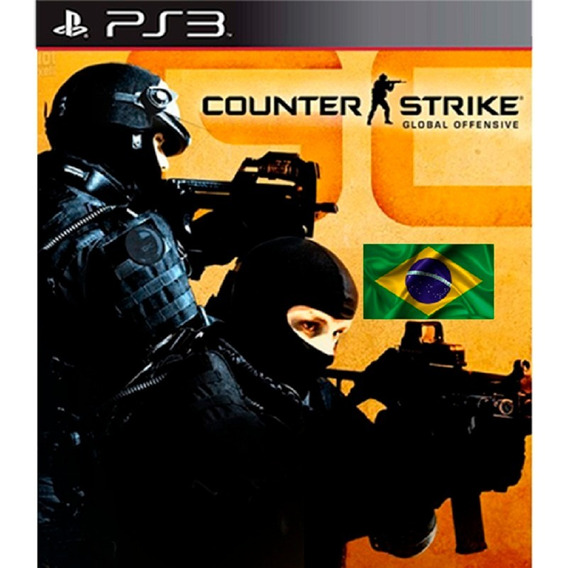 Cs Go Ps3 Playstation 3 Pt Br