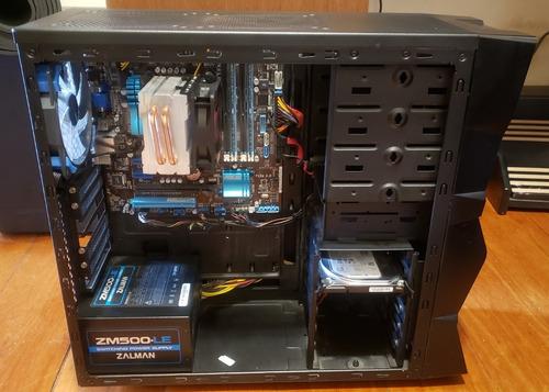Computador Desktop I5 3570k Hd 1tb Ram 8gb (2x4gb)