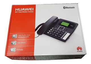 Telefono Fijo 3g (de Casa O Rural) Huawei F617 Desbloqueado