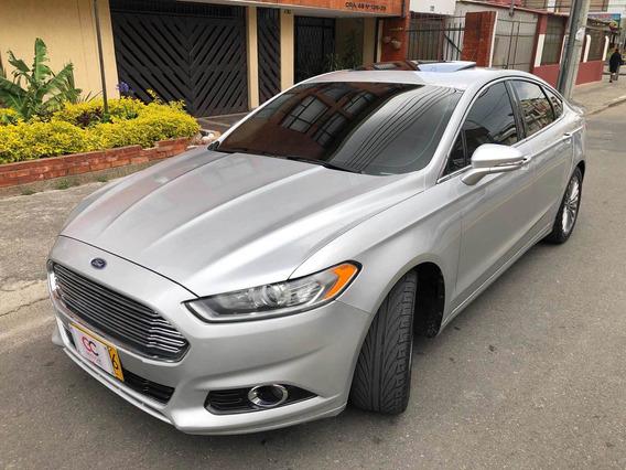 Ford Fusion Titanium 2.0t At