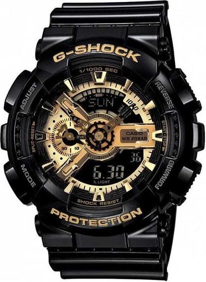 Relógio Casio Masculino G-shock Ga-110gb-1adr - Nota Fiscal