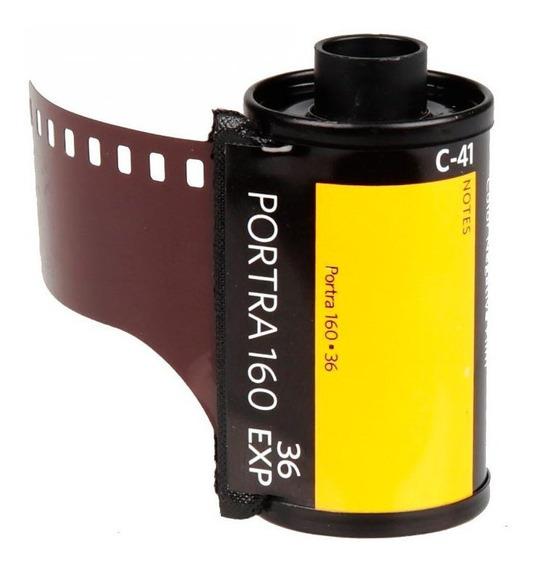 Filme Kodak Portra 160 35mm 36