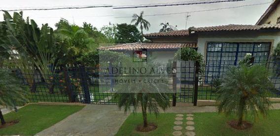 Casa Térrea Excelente Localização Em Atibaia - Aa513938