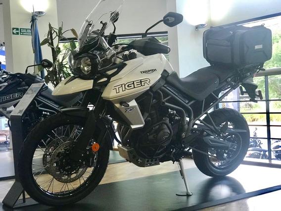 Triumph Tiger 800 Xcx 800 Cc 2019 0km - Flete Y For Incluido