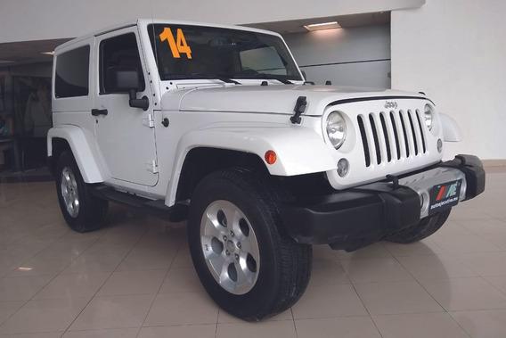 Jeep Wrangler 2014 3.6 V6 Sahara 4x4 At
