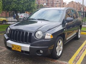 Jeep Compass Limited 2010 Triptónica Awd En Excelente Estado