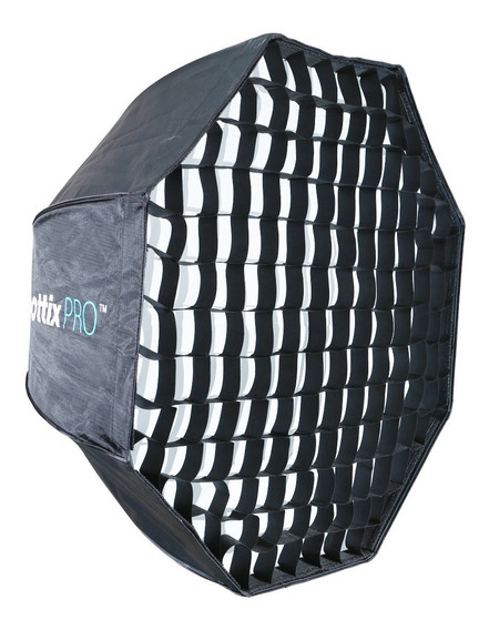 Kit Soft Octo Box 80cm Phottix T/ Sombrilla + Panal