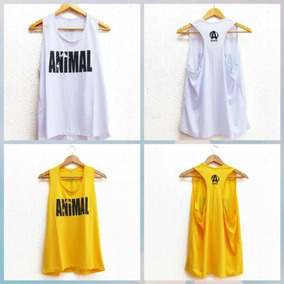 Camiseta Regata Animal Fitness Academia