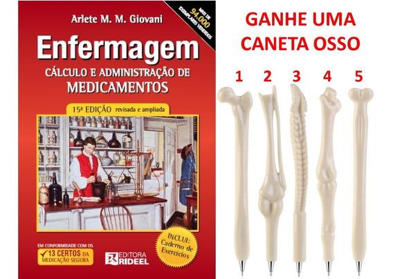 Cálculo E Administração Medicamentos - Edição Atualizada