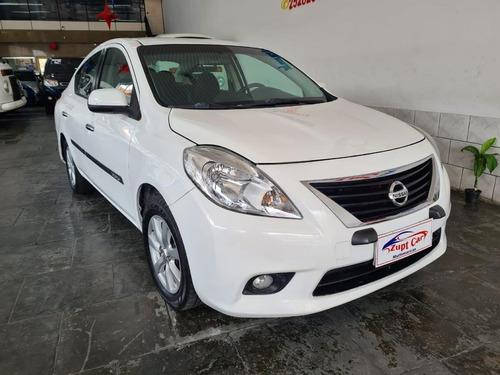 Nissan Versa Sl 1.6 Completo Sem Entrada Financiamento
