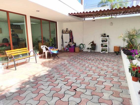 Renta Casa Colinas Cimatario 4 Rec 5 Baños 3 Est Cuarto Serv