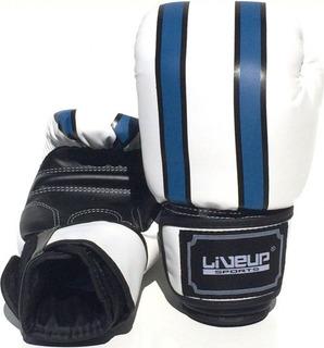 Par De Luva Para Boxe 12 Oz Tamanho G Azul - Liveup Ls3086c