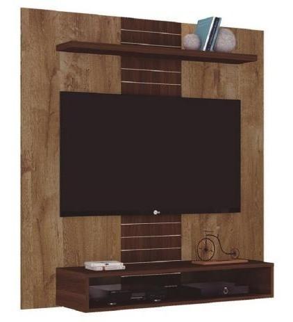 Painel Para Tv Ate 47 Smart Dorale/conhaque(i)