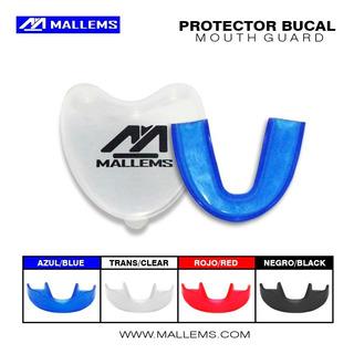 Protector Bucal Termoajustable Niños Y Adultos Mallems