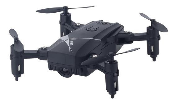 Dron Plegable Lf602 De 6 Ejes 2.4g Con Modo Sin Cabeza