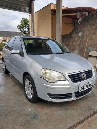 Imagem 1 de 14 de Volkswagen Polo Sedan 2008 1.6 Total Flex 4p