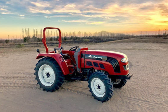 Tractor Hanomag 604a