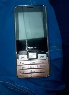 Telefono Nokia Diamond Nuevo De Caja Doble Sim, 25$.