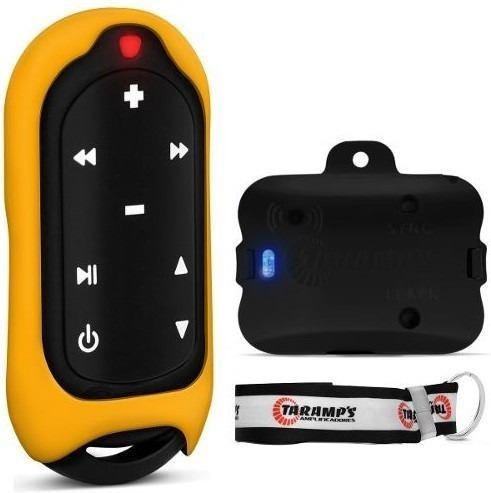 Controle Som Universal Longa Dist Taramps Tlc3000 Amarelo