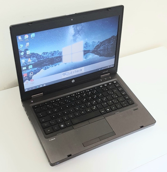 Notebook Gamer Hp Probook 6460b Intel Core I5 8gb 500gb 14