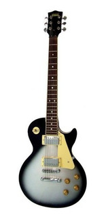 Guitarra Electrica Lp Standard - Silver Burst Pepis Music
