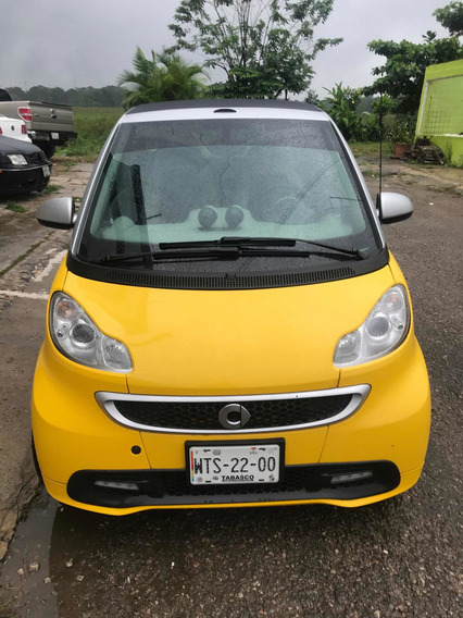 Smart Fortwo 1.0 Cabriolet Passion Mt 2014