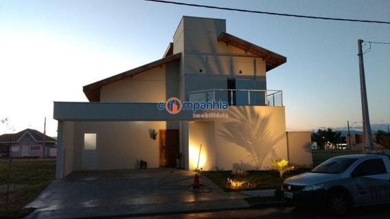Terras Do Vale - Casa Em Condomínio A Venda No Bairro Condominio Residencial Terras Do Vale - Caçapava, Sp - 2310