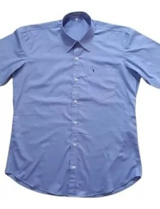 Camisa All Brazil Manga Curta Plus Size Com Bolso
