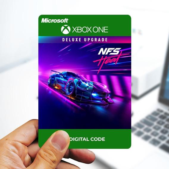 Need For Speed Heat Edição Deluxe - Cartão 25 Dígitos
