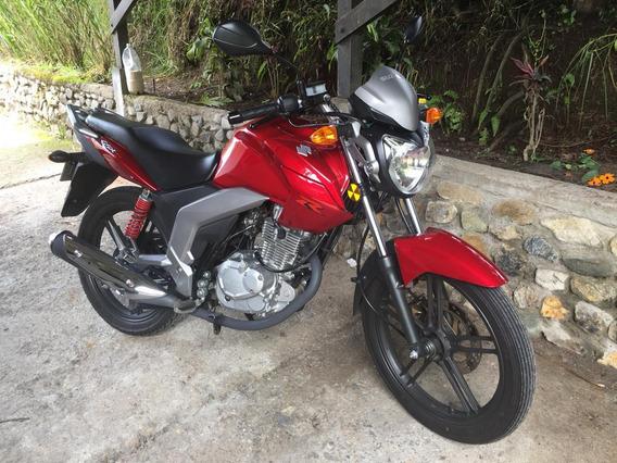 Suzuki Gsx125 En Perfecto Estado!!!